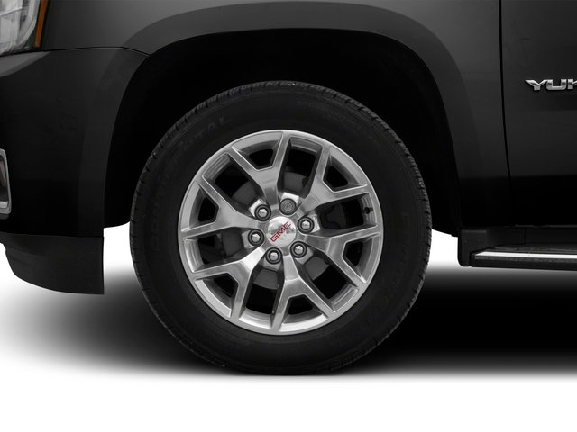 2015 GMC Yukon XL Pictures Yukon XL Utility 4D Denali 4WD photos wheel