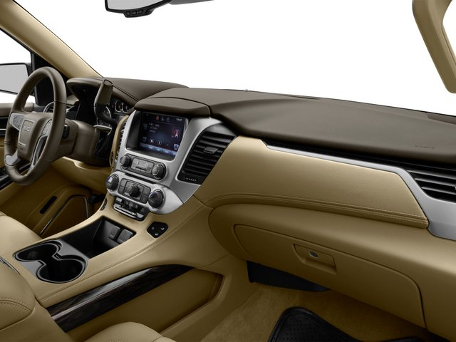 2015 GMC Yukon XL Prices and Values Utility 4D Denali 4WD passenger's dashboard