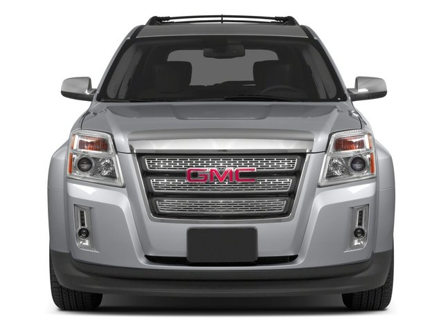 2015 GMC Terrain Prices and Values Utility 4D SLT 2WD front view
