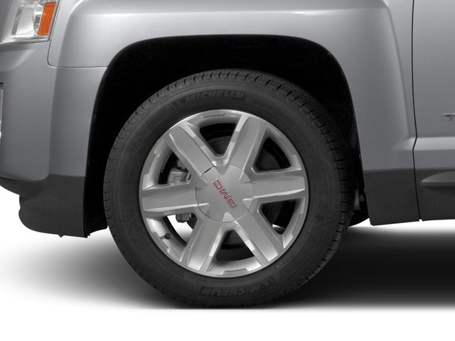 2015 GMC Terrain Prices and Values Utility 4D SLT 2WD wheel