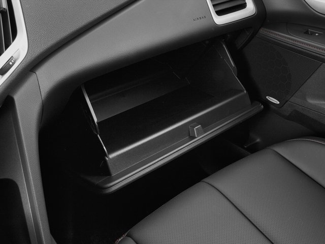 2015 GMC Terrain Prices and Values Utility 4D SLT 2WD glove box
