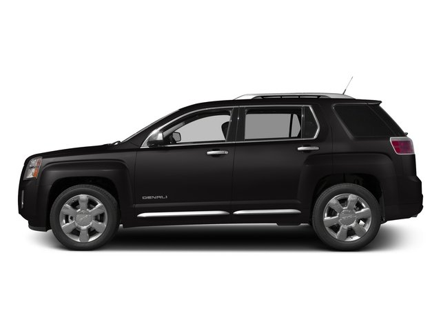 2015 GMC Terrain Prices and Values Utility 4D Denali 2WD side view