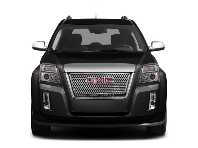 2015 GMC Terrain Prices and Values Utility 4D Denali 2WD front view