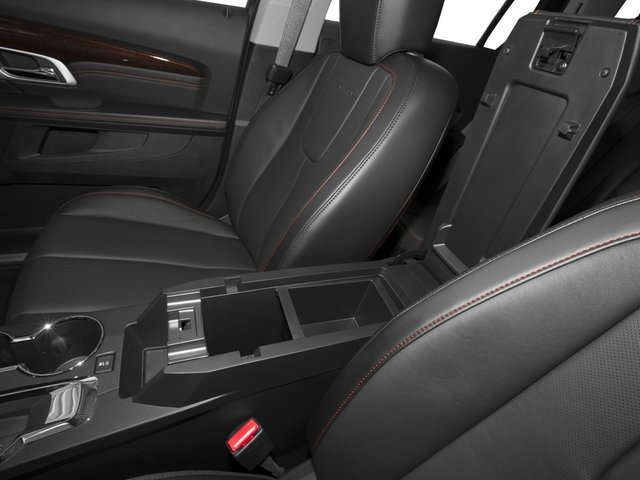 2015 GMC Terrain Prices and Values Utility 4D Denali 2WD center storage console