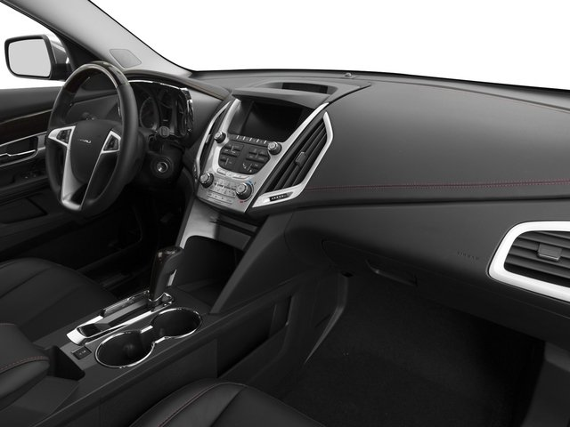 2015 GMC Terrain Prices and Values Utility 4D Denali 2WD passenger's dashboard