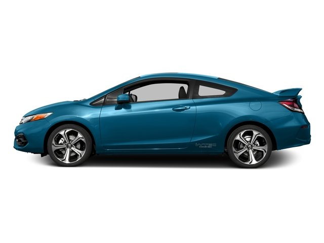 2015 Honda Civic Coupe Pictures Civic Coupe 2D Si I4 photos side view