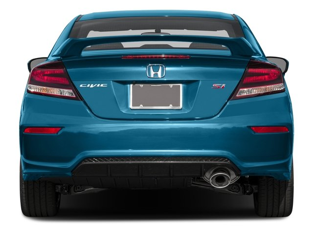 2015 Honda Civic Coupe Pictures Civic Coupe 2D Si I4 photos rear view