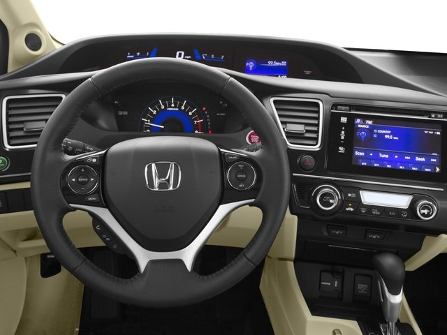 2015 Honda Civic Sedan 4D EX-L I4 Prices, Values & Civic Sedan 4D EX-L I4 Price Specs | NADAguides