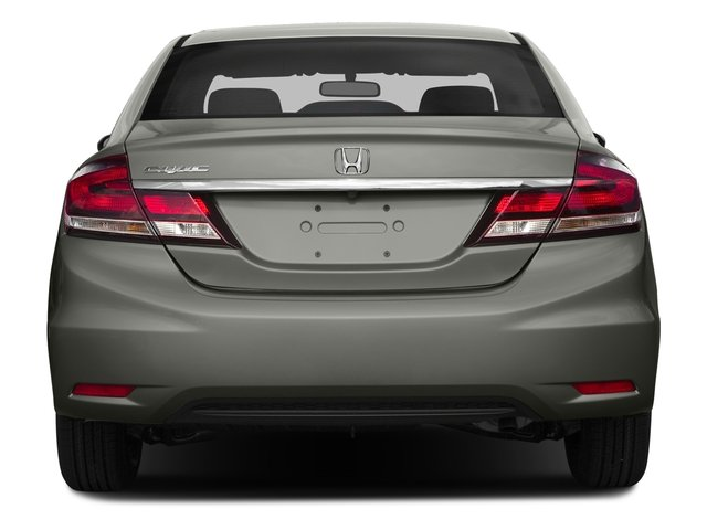 2015 Honda Civic Sedan 4D SE I4 Prices, Values & Civic ...