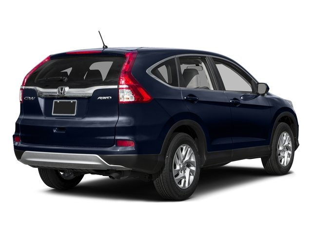 2015 Honda CR-V Prices and Values Utility 4D EX AWD I4 side rear view