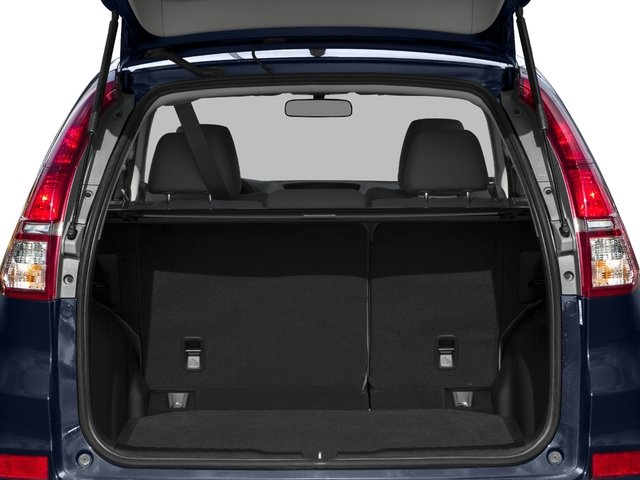 2015 Honda CR-V Prices and Values Utility 4D EX AWD I4 open trunk