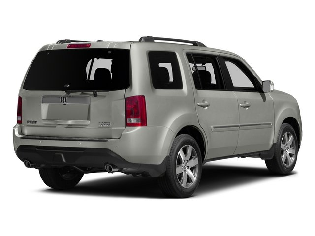 2015 Honda Pilot Prices and Values Utility 4D Touring 4WD V6 side rear view