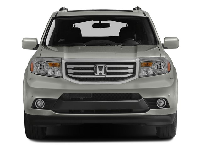 2015 Honda Pilot Prices and Values Utility 4D Touring 4WD V6 front view
