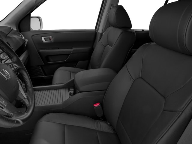 2015 Honda Pilot Prices and Values Utility 4D Touring 4WD V6 front seat interior