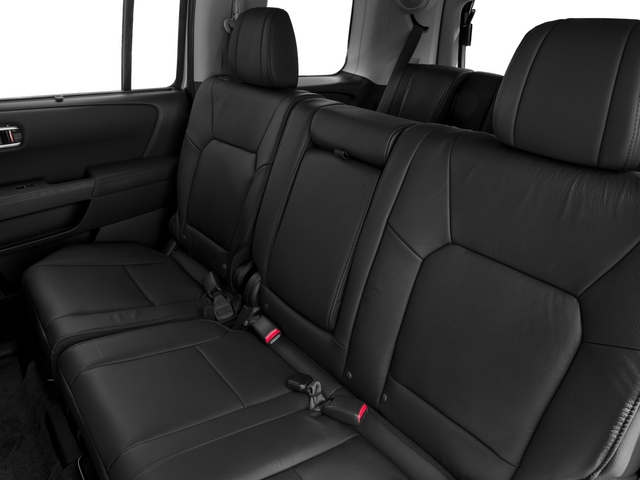 2015 Honda Pilot Prices and Values Utility 4D Touring 4WD V6 backseat interior