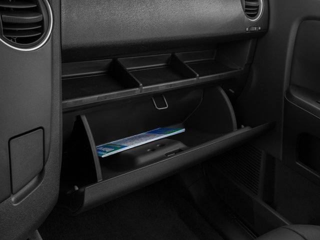 2015 Honda Pilot Prices and Values Utility 4D Touring 4WD V6 glove box
