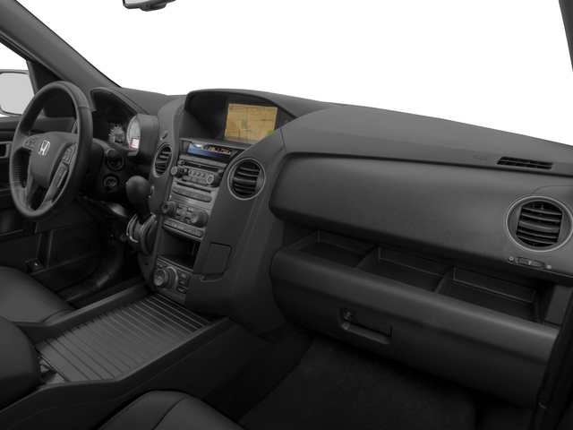 2015 Honda Pilot Prices and Values Utility 4D Touring 4WD V6 passenger's dashboard
