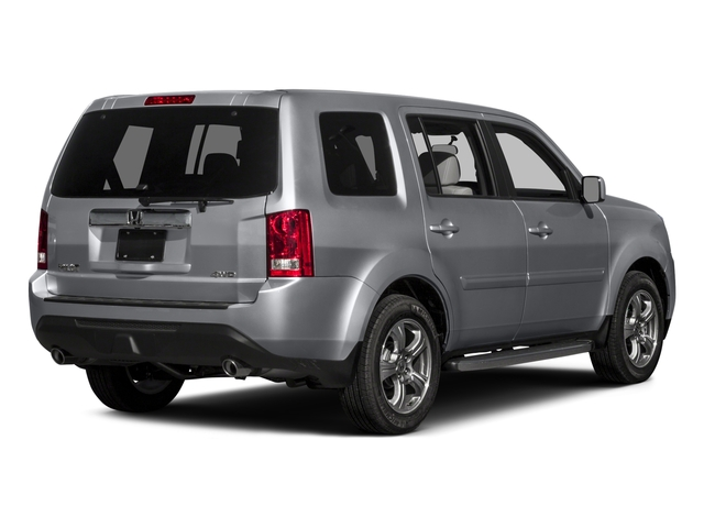 2015 Honda Pilot Prices and Values Utility 4D EX 4WD V6 side rear view