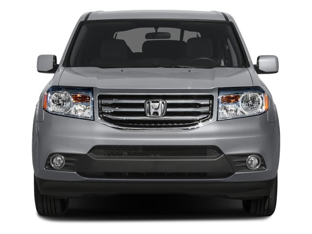 2015 Honda Pilot Prices and Values Utility 4D EX 4WD V6 front view