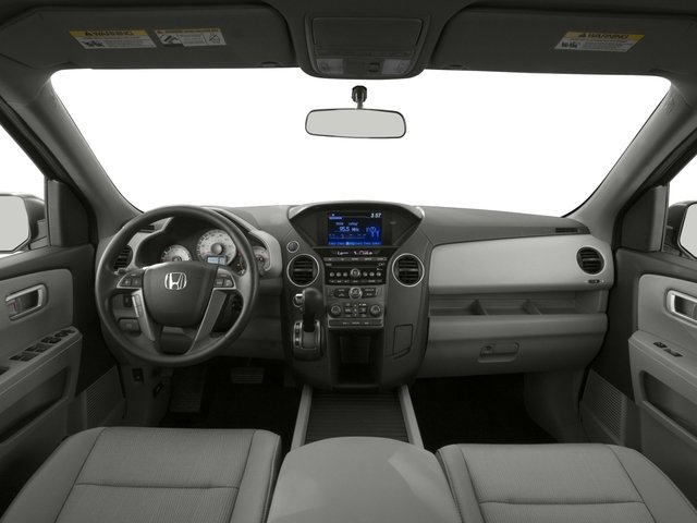 2015 Honda Pilot Prices and Values Utility 4D EX 4WD V6 full dashboard