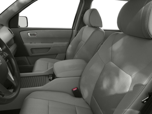 2015 Honda Pilot Prices and Values Utility 4D EX 4WD V6 front seat interior