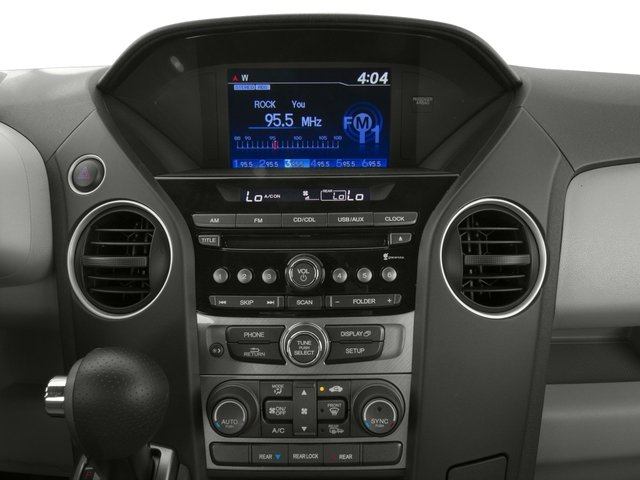 2015 Honda Pilot Prices and Values Utility 4D EX 4WD V6 stereo system