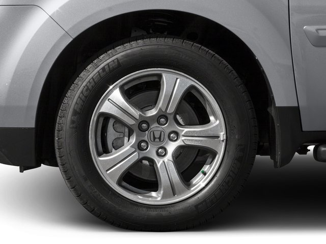 2015 Honda Pilot Prices and Values Utility 4D EX 4WD V6 wheel