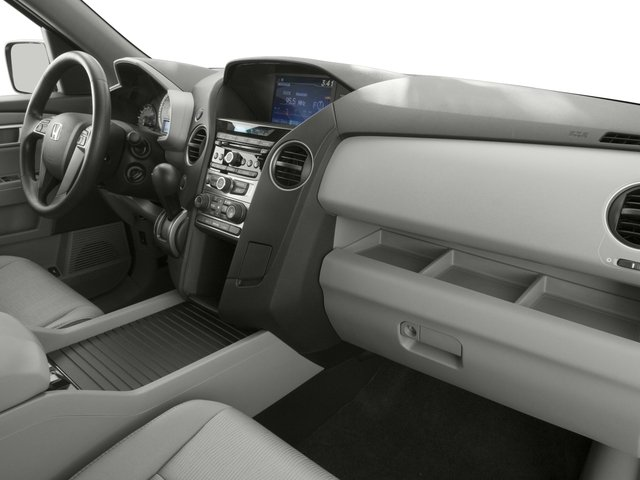 2015 Honda Pilot Prices and Values Utility 4D EX 4WD V6 passenger's dashboard