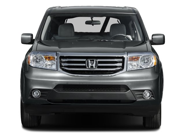 2015 Honda Pilot Prices and Values Utility 4D SE 2WD V6 front view
