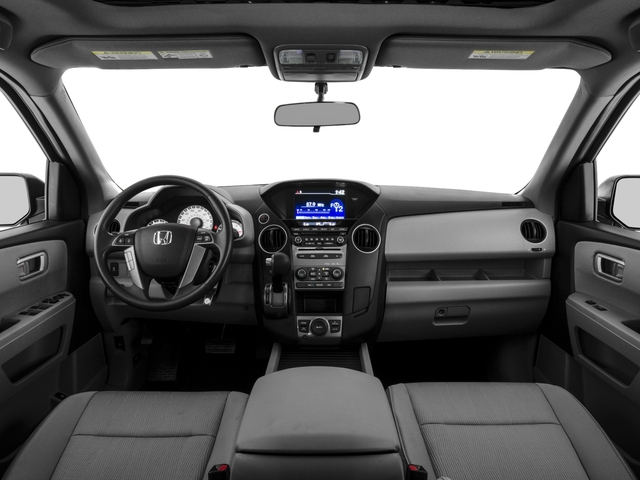2015 Honda Pilot Prices and Values Utility 4D SE 2WD V6 full dashboard