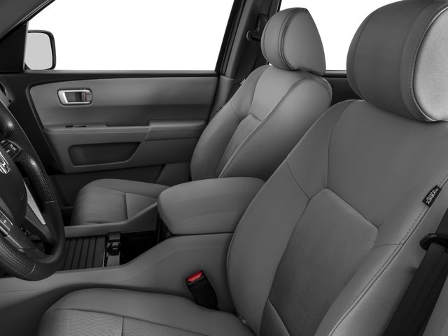 2015 Honda Pilot Prices and Values Utility 4D SE 2WD V6 front seat interior
