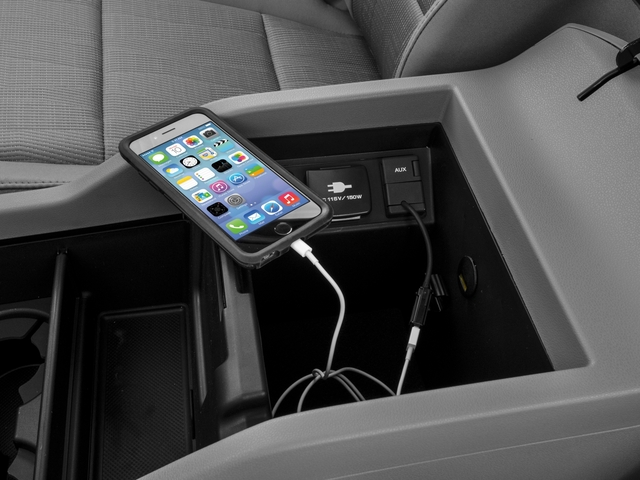 2015 Honda Pilot Prices and Values Utility 4D SE 2WD V6 iPhone Interface