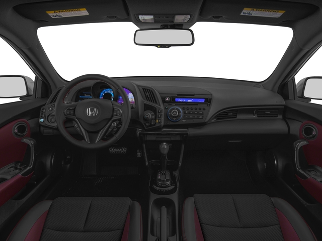 2015 Honda CR-Z Prices and Values Coupe 2D EX I4 Hybrid full dashboard