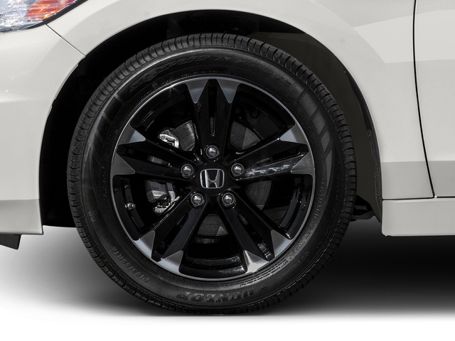 2015 Honda CR-Z Prices and Values Coupe 2D EX I4 Hybrid wheel