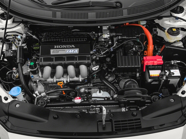 2015 Honda CR-Z Prices and Values Coupe 2D EX I4 Hybrid engine