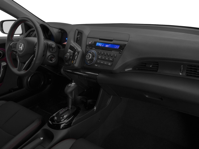 2015 Honda CR-Z Prices and Values Coupe 2D EX I4 Hybrid passenger's dashboard