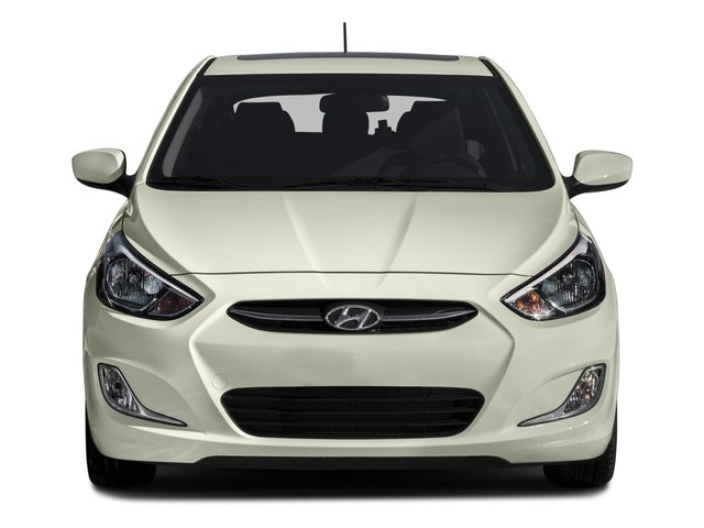 2015 Hyundai Accent Prices and Values Hatchback 5D Sport I4 front view