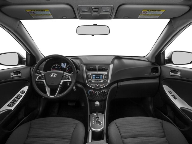 2015 Hyundai Accent Prices and Values Hatchback 5D Sport I4 full dashboard