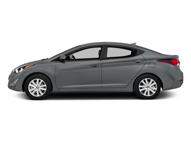 2015 Hyundai Elantra Prices and Values Sedan 4D Limited I4 side view