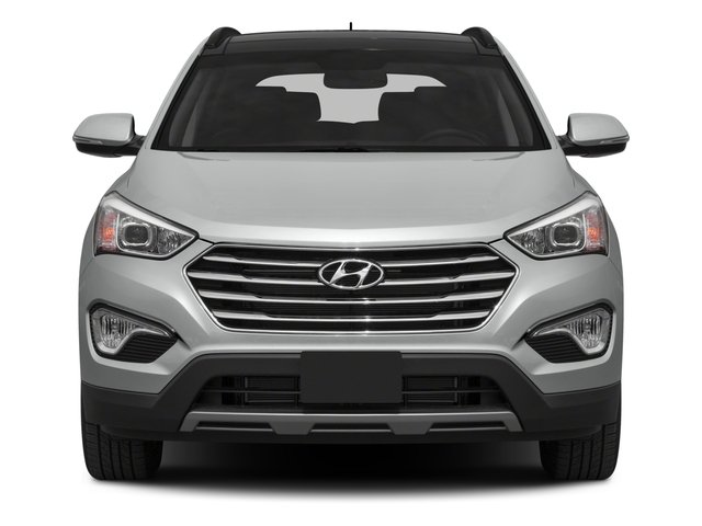 2015 Hyundai Santa Fe Prices and Values Utility 4D GLS 2WD front view