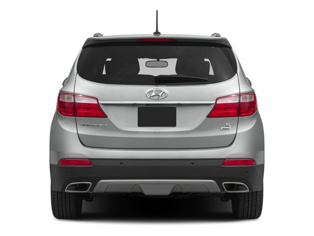 2015 Hyundai Santa Fe Prices and Values Utility 4D GLS 2WD rear view