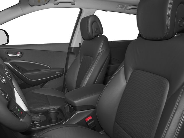 2015 Hyundai Santa Fe Prices and Values Utility 4D GLS 2WD front seat interior