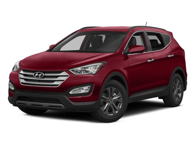2015 Hyundai Santa Fe Sport Prices and Values Utility 4D Sport AWD side front view