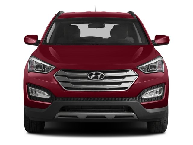 2015 Hyundai Santa Fe Sport Prices and Values Utility 4D Sport AWD front view