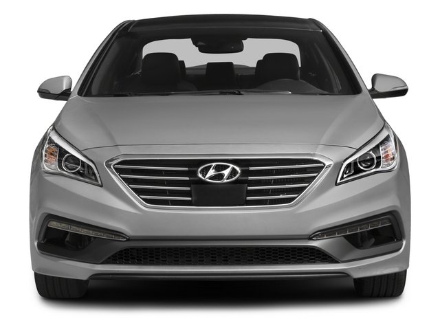 2015 Hyundai Sonata Prices and Values Sedan 4D Sport I4 Turbo front view