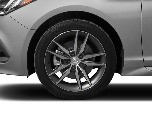 2015 Hyundai Sonata Prices and Values Sedan 4D Sport I4 Turbo wheel