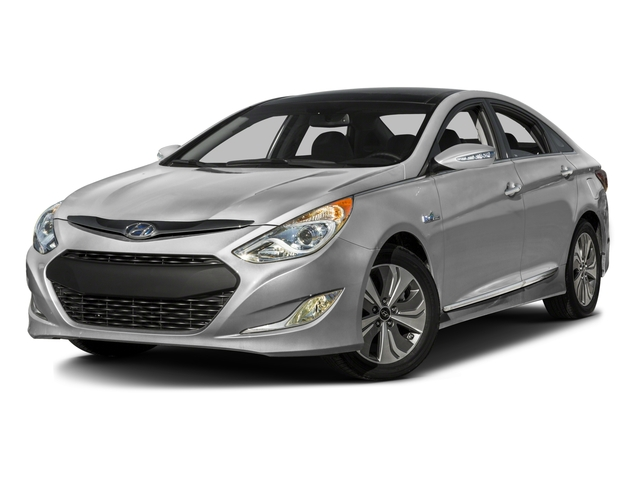 2015 Hyundai Sonata Hybrid Prices and Values Sedan 4D Limited I4 Hybrid side front view