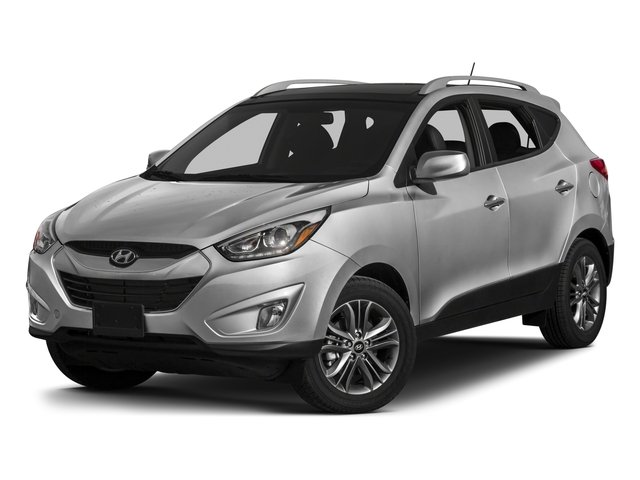 2015 Hyundai Tucson Pictures Tucson Utility 4D Limited AWD I4 photos side front view