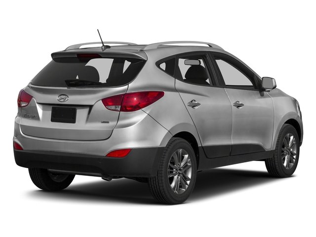 2015 Hyundai Tucson Pictures Tucson Utility 4D Limited AWD I4 photos side rear view