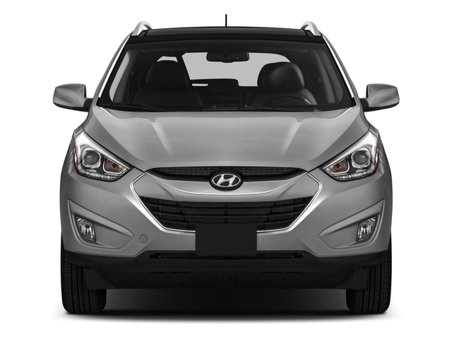 2015 Hyundai Tucson Pictures Tucson Utility 4D Limited AWD I4 photos front view